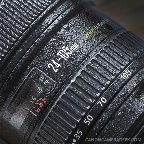 Wet 24-105 lens
