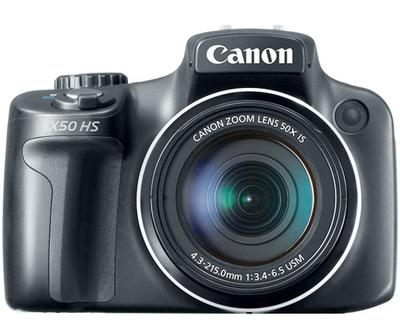 Canon SX50 Superzoom