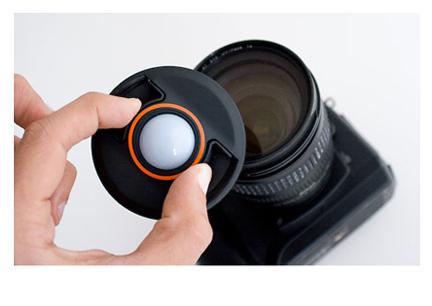 White Balance Diffuser LensCap