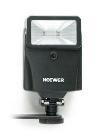 Surrogate Flash- Neewer Flash With Bracket