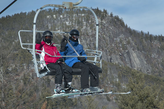 Attitash Ski Resort Canon 24-105mm and EOS 70D