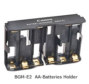 BGM-E2 AA Battery Holder for Grip