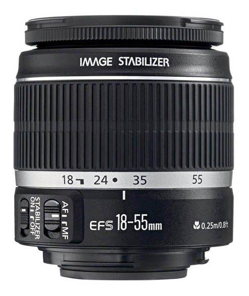 Canon t3i lens