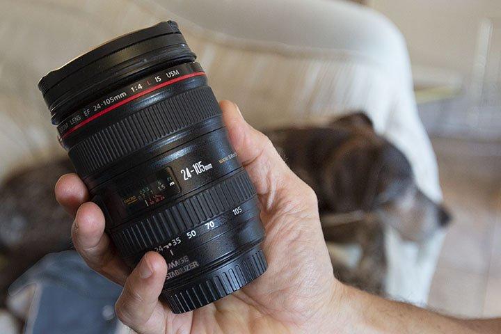 Canon EF 24-105 f/4.0 L Lens