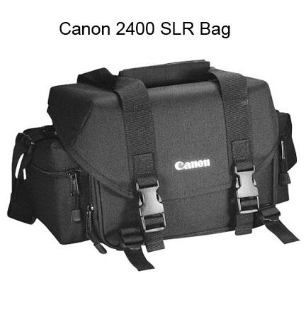 Canon 2400 SLR Camera Bag