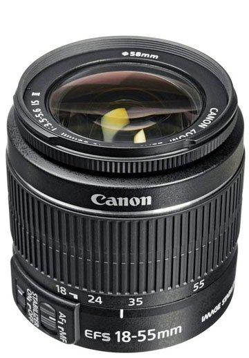 60D 18-55 Kit Lens