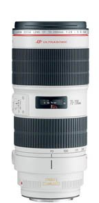 Canon EF 70-200mm f/2.8 Lens
