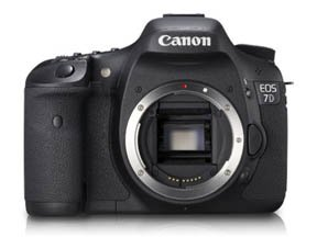 Canon 7D camera body