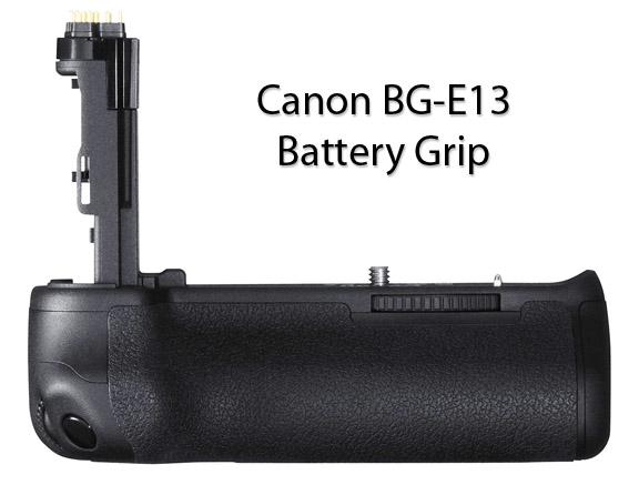 Photo of Canon BG-E13 Battery Grip