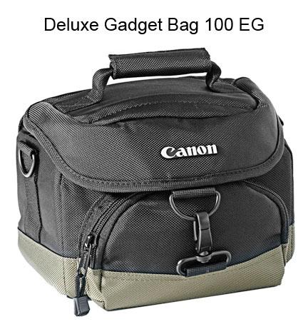 Canon Deluxe 100 DG Camera Bag