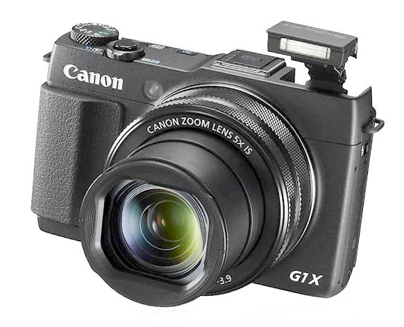G1X Mark II-flash extended