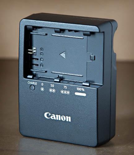 Canon LC-E6 Charger