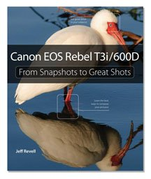 Book on Canon Rebel EOS T3i