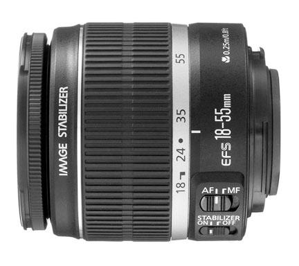 Canon EF-S 18-55 Lens