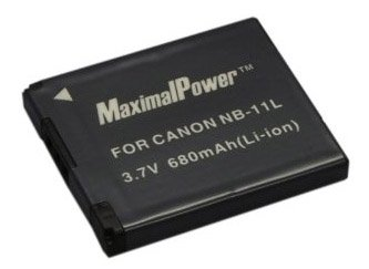 Canon ELPH Battery - NB-11L