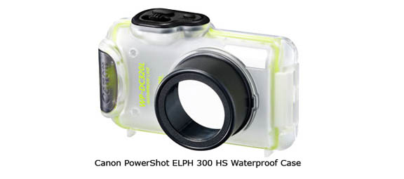 Canon Elph waterproof case