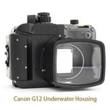 Canon G12 Underwater Housing Accessory