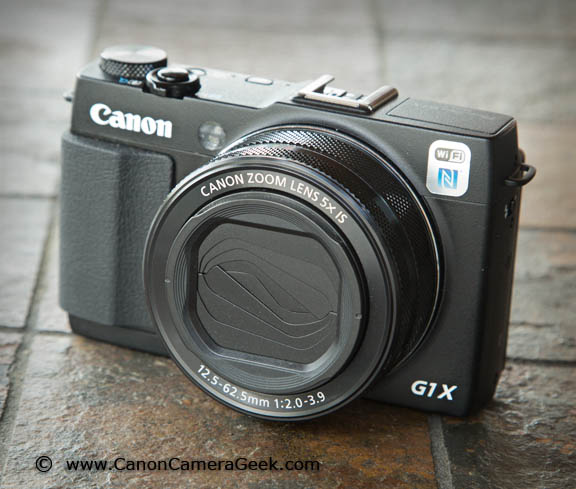 Canon G1X Mark II Camera