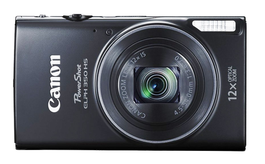 The New Canon Powershot ELPH 350