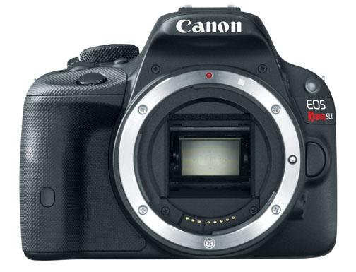 Canon Rebel SL1