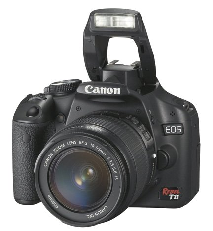 Canon t1i 500D