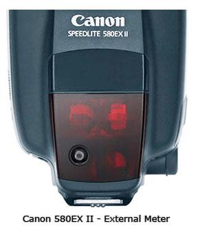 Speedlite Infrared sensor