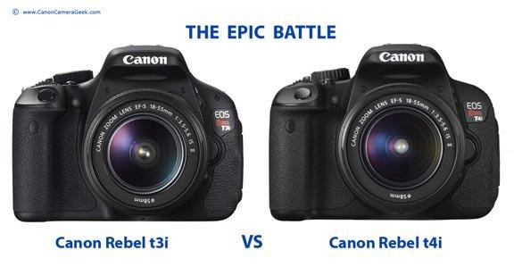 Canon t3i vs t4i photo comparison