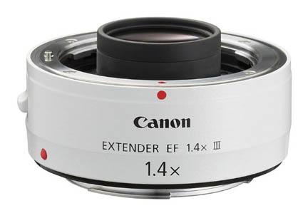 Canon tele-extender 1.4x II