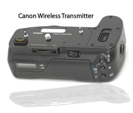 Canon Wireless Battery Grip WFT-E3/E3A