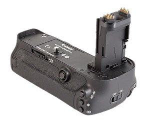 Diagonal View of Canon Battery Grip BG-E11