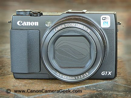 Canon G1X Mark II