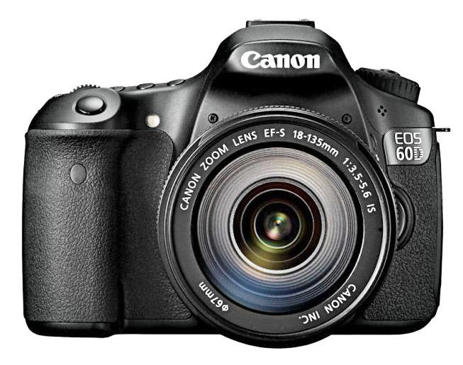 Canon EOS 60D Camera
