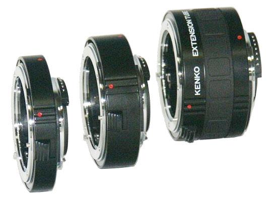 Kenko Canon extension tubes