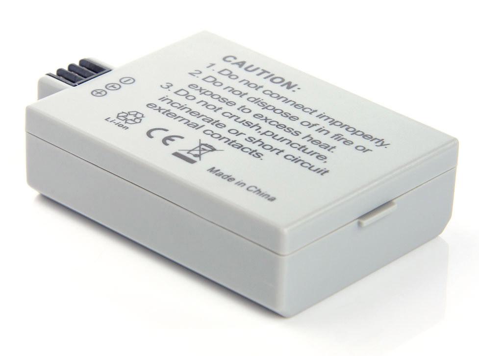 Canon LP-E5 Battery Alternative