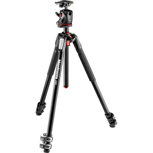 Manfrotto tripod