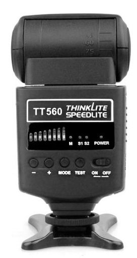 Neewer TT560 flash gun