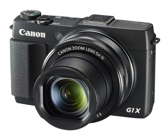 Robert Herjavec's Favorite Canon camera, the G1X Mark II