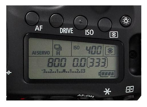 Top 60D LCD Screen