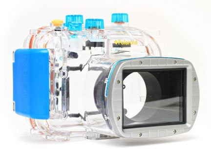 Underwater housing for Canon G12 camera