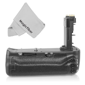 Vivitar batter grip for Canon 6D camera
