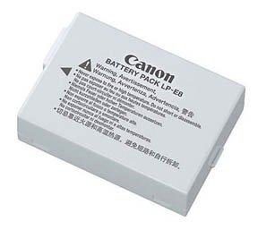 Canon t3i battery