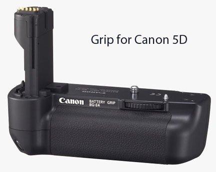 Canon Grip BG-E4