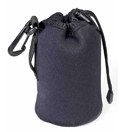 A Lens pouch is a another way of adding protection to your lenses, gadgets and other accessories, including small cameras.