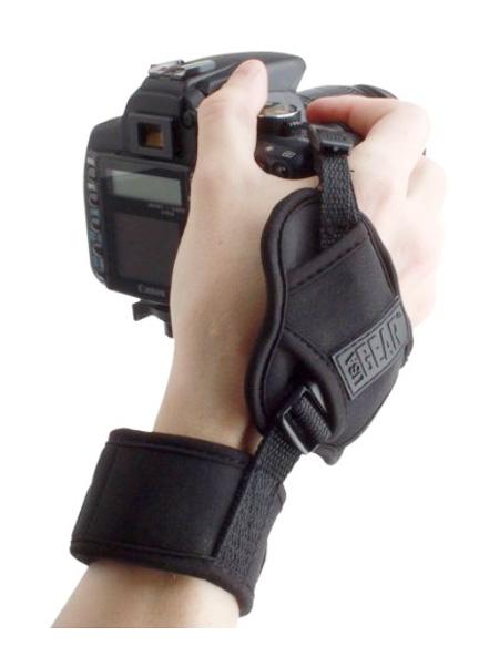Camera Wrist Grip