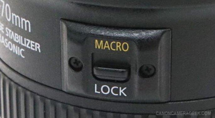 Canon 24-70 Macro Mode Switch