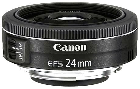 Canon EF-S 24mm f/2.8 lens