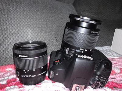 Two Different 18-55mm Lenses
