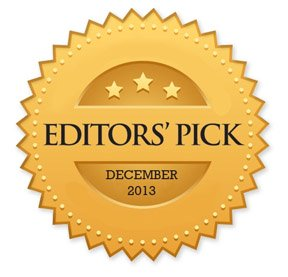 Canon EOS 7D Got an Editor's Pick Award in the Outdoor Magazine's December 2013 Issue.