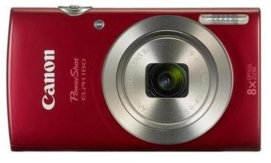 Canon point and shoot camera