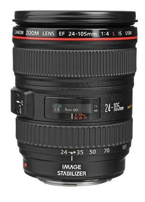 Canon 24-105 Version I